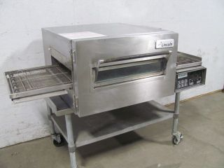 Used Lincoln 1162 060 18 Electric Conveyor Pizza Oven