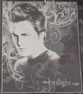 New Twilight Saga Edward Cullen Fleece Throw Gift Blanket Robert