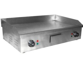 Brand New Electric Griddle Plancha Commercial Kitchen Equipment 29
