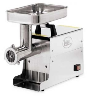 Stainless Steel Big Bite Electric Meat Grinder Model 780 75 HP