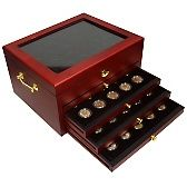 Coin Collector 1999 2009 Complete Set of 24K Gold Plated State