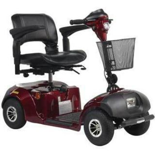 Drive Daytona GT 4 Wheel Electric Power Scooter New
