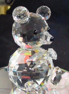 "Swarovski Crystal ""Large Bear "" Made in Austria"