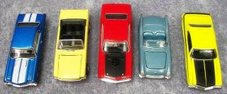 19 Hot Wheels Muscle Cars Ford Chevy Dodge Pontiac Cadillac Buick