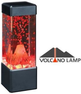 Lamp Eruption Lava Desk Accessory Night Light by Fascinations