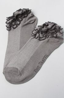Foot Traffic The Ruffle Shortie Socks 3Pack