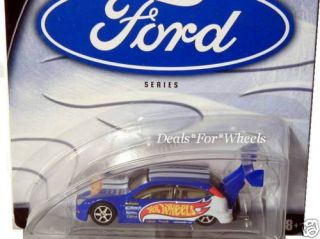 Hot Wheels Preferred Ford Series Ford Focus