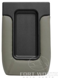 Yukon Silverado Sierra Tahoe Yukon Light Gray Jump Bench Seat Center