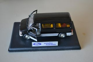 Unique Replicas Limited Edition Ford Econoline Club Wagon