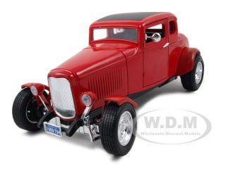 new 1 18 scale diecast car model of 1932 ford coupe die cast car by