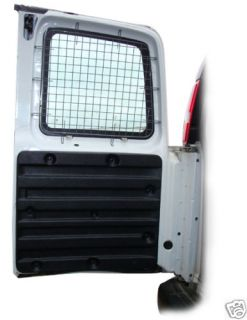 Ford Econoline Van Side Door Window Screens Security