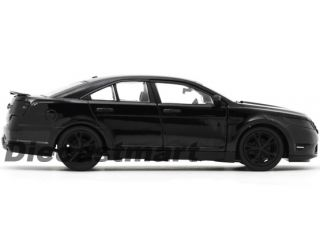 Greenlight 1 24 2012 Ford Taurus Sho Men in Black 3 New Diecast Model