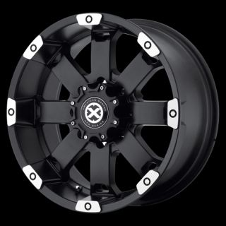 17 Inch Black Wheels Rims Ford Truck F150 Expedition 5 Lug 5x135 ATX