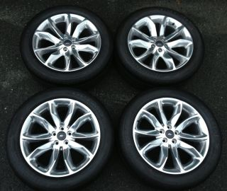 2011 2012 20 Ford Explorer Factory Wheels Tires Rims TPMS 20x8 5 3861