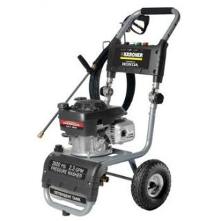 Karcher 2600 PSI 2 3GPM Gas Pressure Washer G2600VH New