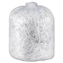 55 Gallon Garbage Bag Trash Liner Hvy Duty 100 CS Clear