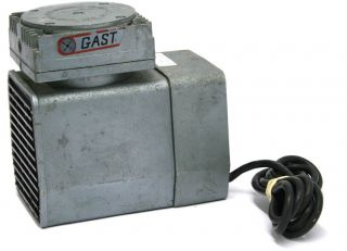 Gast DOA 101 AA Diaphragm Air Compressor Vacuum Pump