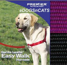 Gentle Leader Easy Walk Harness Dog Purple Small Medium