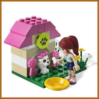 Lego Friends 3934 MIA's Puppy House Sets Mini Doll Figure Legos