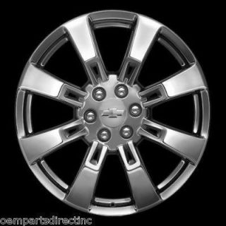GM CHEVY Cadillac Escalade Denali OEM CK375 22 Wheel Rim w/ YEAR