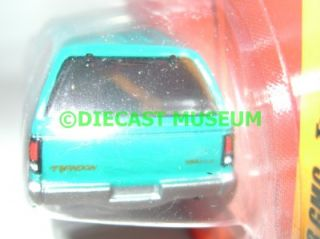 1993 93 GMC Typhoon Johnny Lightning JL Diecast Forever Series 3 RARE