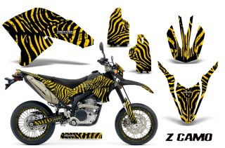 Yamaha WR250X WR450R 07 10 Graphics Kit Creatorx Decals Zcynpr