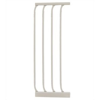 Dream Baby 10.5 Gate Extension in White