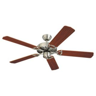 Monte Carlo Fan Company 52 Ornate 5 Blade Ceiling Fan