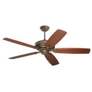 Emerson Fans 52 Carrera Grande 5 Blade Ceiling Fan
