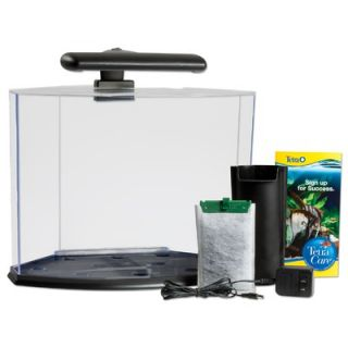 Tetra 5 Gallon Crescent Aquarium System