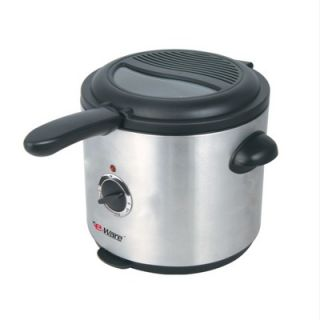 Ware Deep Fryer in Brushed Stainless Steel   EW 7K115