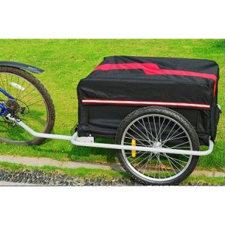 Aosom Cargo Bike Trailer   5664 0005RL / 5664 0005YM