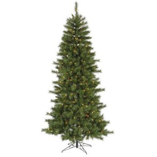 Newport Mix Pine Artificial Christmas Tree with Multicolored Lights