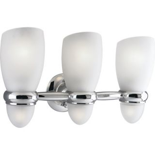 Progress Lighting Michael Graves Wall Sconce in Polished Chrome