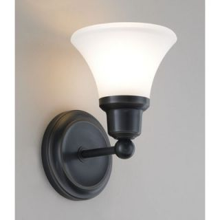 Norwell Lighting Elizabeth 9.5 One Light Wall Sconce   8951 BN FL