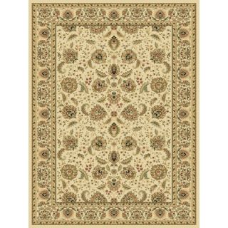 Central Oriental Radiance Arcadia Wheat Rug