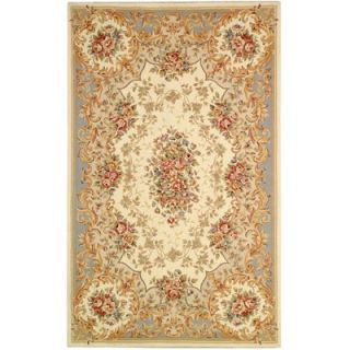 Safavieh French Tapis Green/Beige Rug