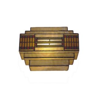 Dale Tiffany Mission Series Wall Sconce in Antique Bronze   TH100082