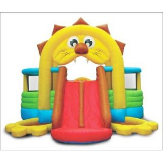 Kidwise Lions Den Bounce House   SSD LION 04R
