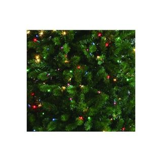 Vickerman 7 Prelit Colorado Spruce Artificial Christmas Tree