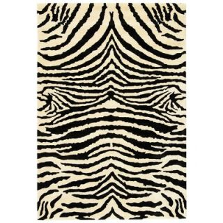 Safavieh Soho White/Black Rug