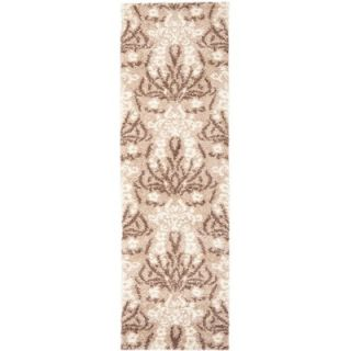 Safavieh Florida Shag Light Beige Rug   SG457 1311