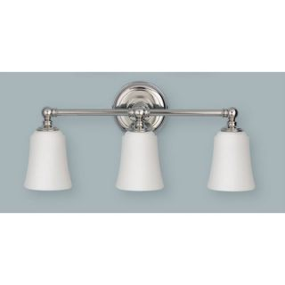 Feiss Huguenot Lake Vanity Light in Polished Nickel   VS12603 PN