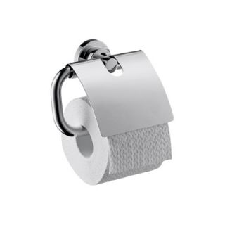 Hansgrohe Axor Citterio Toilet Paper Holder in Chrome   41738000