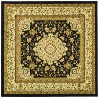 Safavieh Lyndhurst Black/Cream Rug