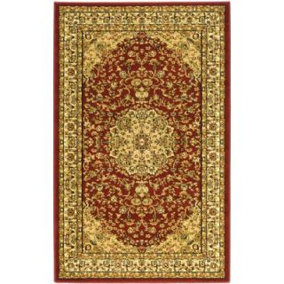 Safavieh Lyndhurst Red/Ivory Rug   LNH222B RE