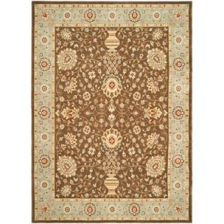 Safavieh Tuscany Brown/Light Blue Rug   TUS303 2560