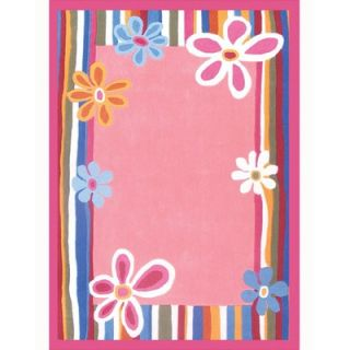 Home Dynamix Kidz Image Flower Strawberry Kids Rug   KI008 231