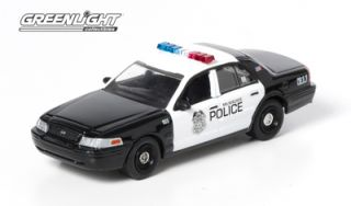 Greenlight Collectibles Hot Pursuit Series 10 Ford Crown Vic Milwaukee