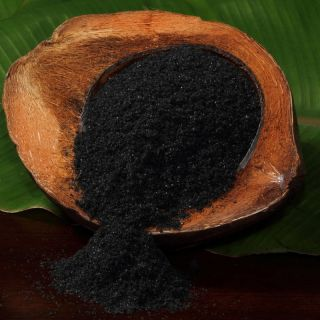 Gourmet Hawaiian Black Lava Sea Salt Fine 2 95